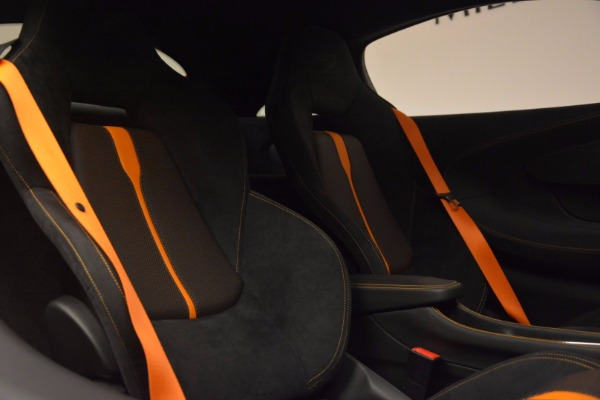 New 2017 McLaren 570S for sale Sold at Rolls-Royce Motor Cars Greenwich in Greenwich CT 06830 20