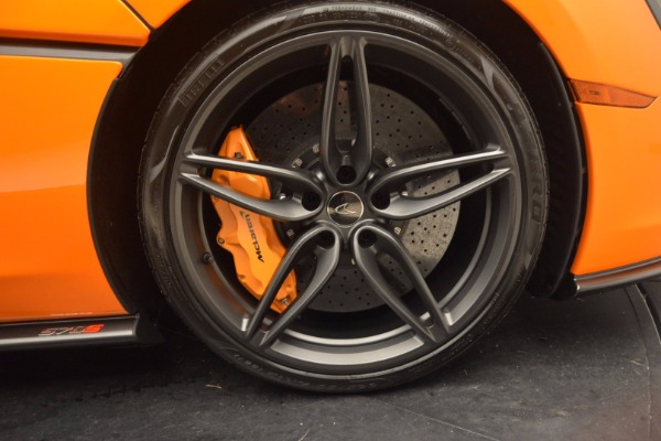 New 2017 McLaren 570S for sale Sold at Rolls-Royce Motor Cars Greenwich in Greenwich CT 06830 21