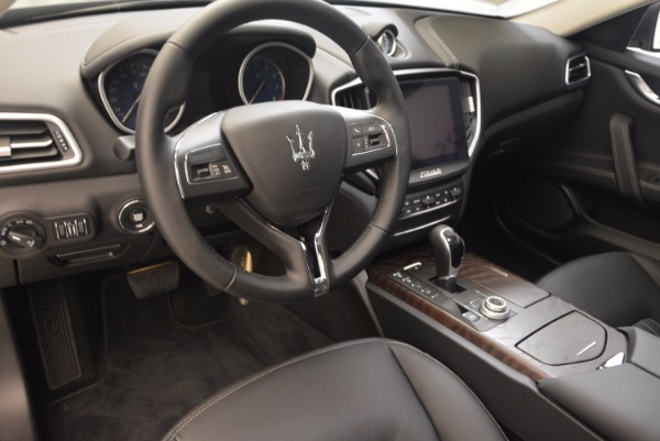 New 2017 Maserati Ghibli SQ4 for sale Sold at Rolls-Royce Motor Cars Greenwich in Greenwich CT 06830 13