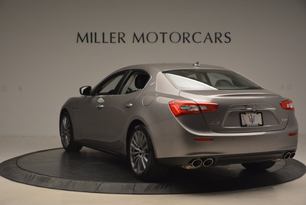 New 2017 Maserati Ghibli SQ4 for sale Sold at Rolls-Royce Motor Cars Greenwich in Greenwich CT 06830 5