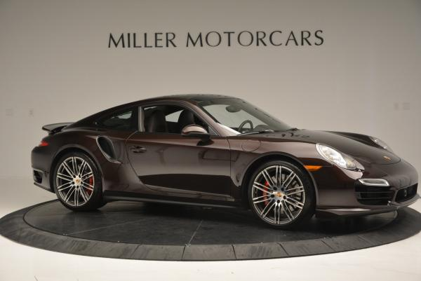 Used 2014 Porsche 911 Turbo for sale Sold at Rolls-Royce Motor Cars Greenwich in Greenwich CT 06830 13