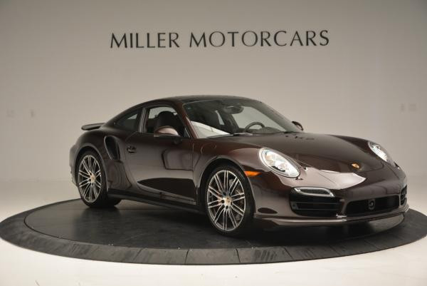 Used 2014 Porsche 911 Turbo for sale Sold at Rolls-Royce Motor Cars Greenwich in Greenwich CT 06830 14