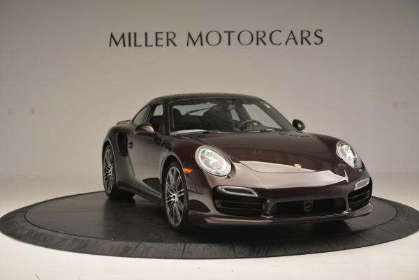 Used 2014 Porsche 911 Turbo for sale Sold at Rolls-Royce Motor Cars Greenwich in Greenwich CT 06830 15
