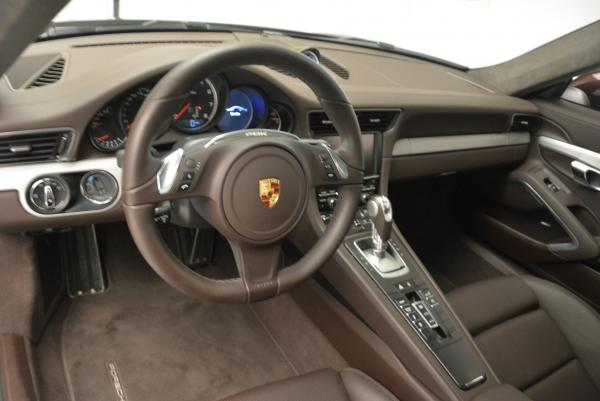 Used 2014 Porsche 911 Turbo for sale Sold at Rolls-Royce Motor Cars Greenwich in Greenwich CT 06830 19