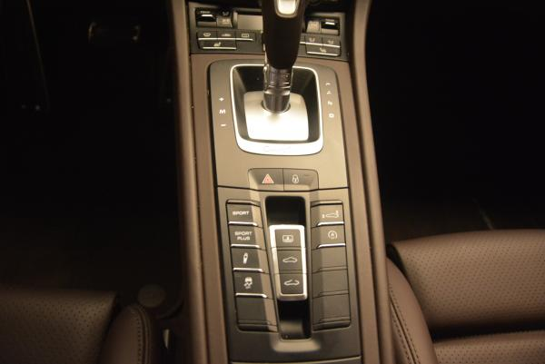Used 2014 Porsche 911 Turbo for sale Sold at Rolls-Royce Motor Cars Greenwich in Greenwich CT 06830 27