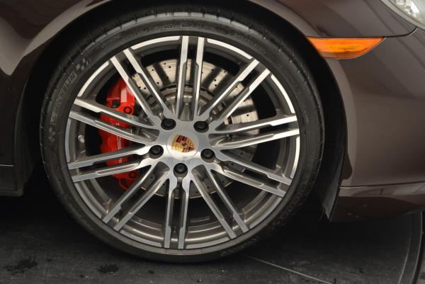 Used 2014 Porsche 911 Turbo for sale Sold at Rolls-Royce Motor Cars Greenwich in Greenwich CT 06830 28