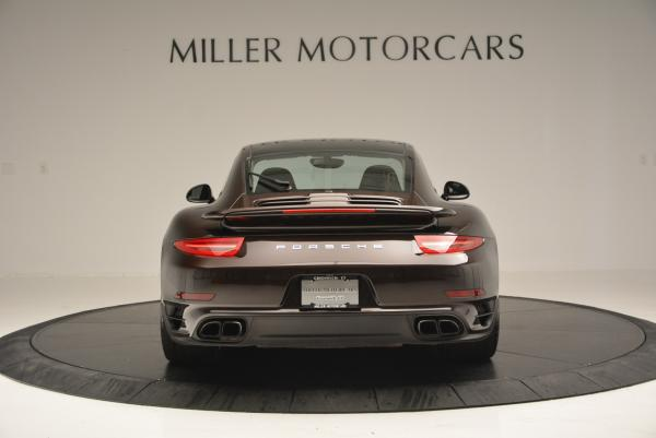 Used 2014 Porsche 911 Turbo for sale Sold at Rolls-Royce Motor Cars Greenwich in Greenwich CT 06830 7