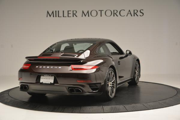 Used 2014 Porsche 911 Turbo for sale Sold at Rolls-Royce Motor Cars Greenwich in Greenwich CT 06830 9