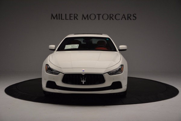 New 2017 Maserati Ghibli S Q4 for sale Sold at Rolls-Royce Motor Cars Greenwich in Greenwich CT 06830 12