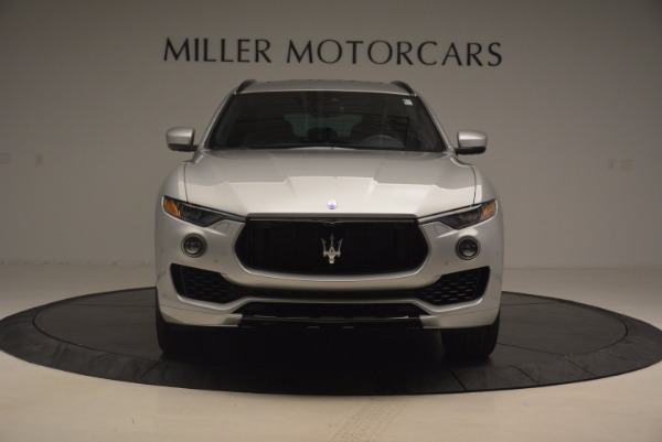 Used 2017 Maserati Levante S for sale Sold at Rolls-Royce Motor Cars Greenwich in Greenwich CT 06830 12