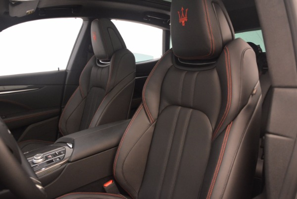 Used 2017 Maserati Levante S for sale Sold at Rolls-Royce Motor Cars Greenwich in Greenwich CT 06830 15