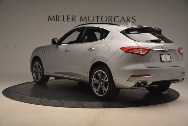 Used 2017 Maserati Levante S for sale Sold at Rolls-Royce Motor Cars Greenwich in Greenwich CT 06830 5