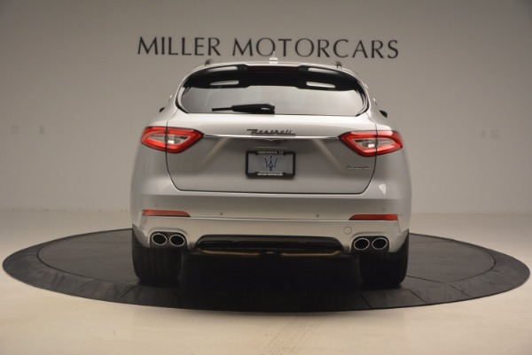 Used 2017 Maserati Levante S for sale Sold at Rolls-Royce Motor Cars Greenwich in Greenwich CT 06830 6