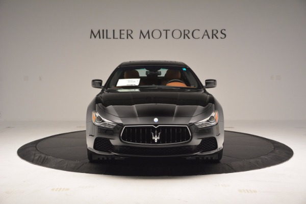 New 2017 Maserati Ghibli S Q4 EX-LOANER for sale Sold at Rolls-Royce Motor Cars Greenwich in Greenwich CT 06830 12