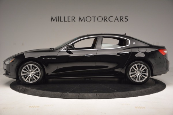 New 2017 Maserati Ghibli S Q4 EX-LOANER for sale Sold at Rolls-Royce Motor Cars Greenwich in Greenwich CT 06830 3