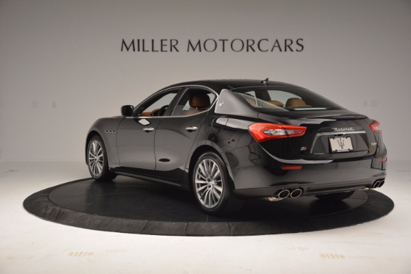 New 2017 Maserati Ghibli S Q4 EX-LOANER for sale Sold at Rolls-Royce Motor Cars Greenwich in Greenwich CT 06830 5