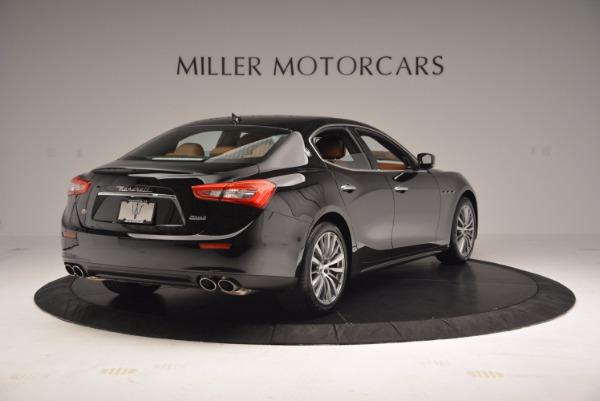New 2017 Maserati Ghibli S Q4 EX-LOANER for sale Sold at Rolls-Royce Motor Cars Greenwich in Greenwich CT 06830 7
