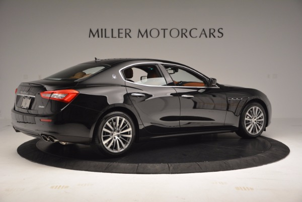 New 2017 Maserati Ghibli S Q4 EX-LOANER for sale Sold at Rolls-Royce Motor Cars Greenwich in Greenwich CT 06830 8