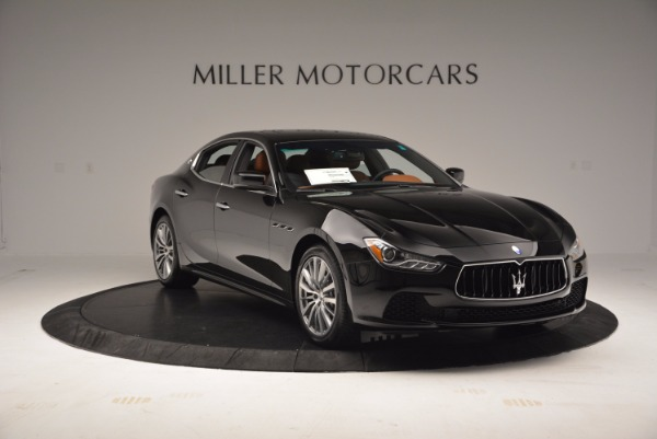 New 2017 Maserati Ghibli S Q4 EX-Loaner for sale Sold at Rolls-Royce Motor Cars Greenwich in Greenwich CT 06830 11