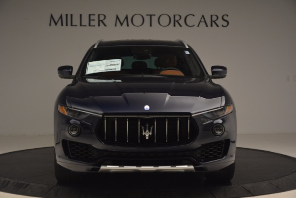 New 2017 Maserati Levante for sale Sold at Rolls-Royce Motor Cars Greenwich in Greenwich CT 06830 12