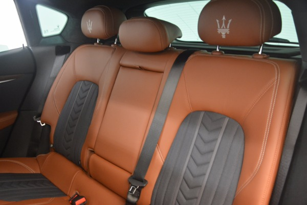New 2017 Maserati Levante for sale Sold at Rolls-Royce Motor Cars Greenwich in Greenwich CT 06830 18