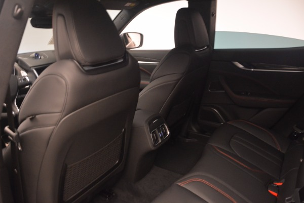 New 2017 Maserati Levante S Q4 for sale Sold at Rolls-Royce Motor Cars Greenwich in Greenwich CT 06830 22