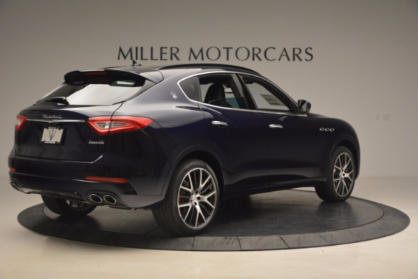New 2017 Maserati Levante S Q4 for sale Sold at Rolls-Royce Motor Cars Greenwich in Greenwich CT 06830 8