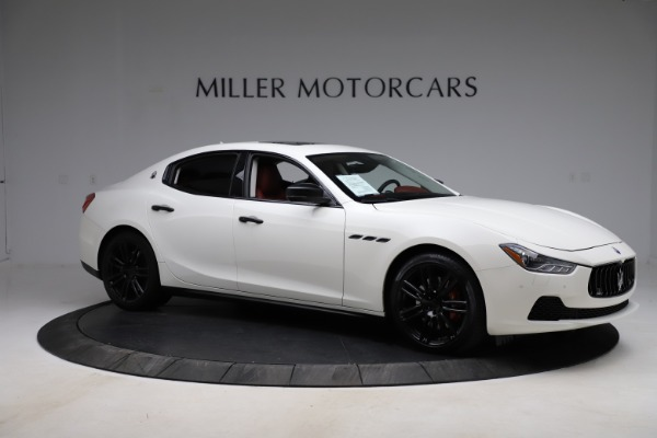 Used 2017 Maserati Ghibli S Q4 for sale $42,900 at Rolls-Royce Motor Cars Greenwich in Greenwich CT 06830 10
