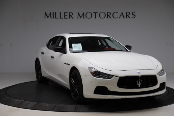 Used 2017 Maserati Ghibli S Q4 for sale $42,900 at Rolls-Royce Motor Cars Greenwich in Greenwich CT 06830 11