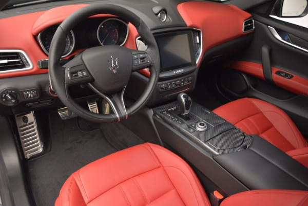 Used 2017 Maserati Ghibli S Q4 for sale $42,900 at Rolls-Royce Motor Cars Greenwich in Greenwich CT 06830 13