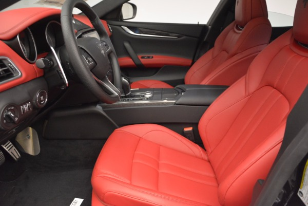 Used 2017 Maserati Ghibli S Q4 for sale $42,900 at Rolls-Royce Motor Cars Greenwich in Greenwich CT 06830 14