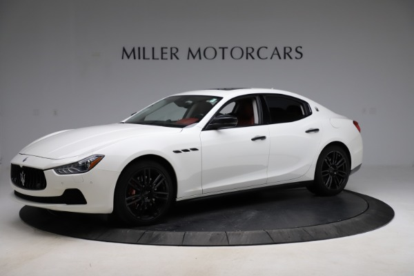 Used 2017 Maserati Ghibli S Q4 for sale $42,900 at Rolls-Royce Motor Cars Greenwich in Greenwich CT 06830 2