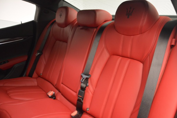 Used 2017 Maserati Ghibli S Q4 for sale $42,900 at Rolls-Royce Motor Cars Greenwich in Greenwich CT 06830 24