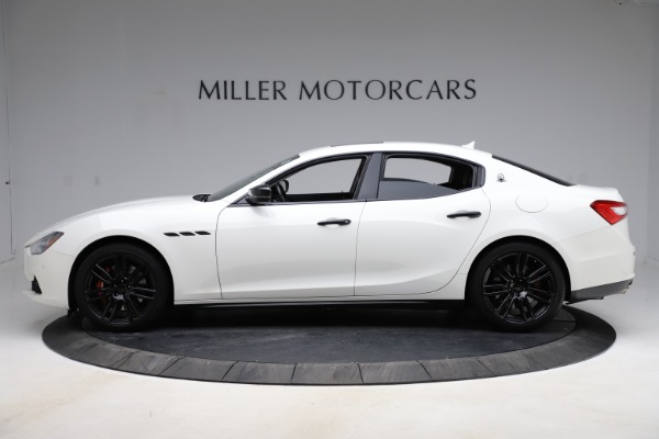 Used 2017 Maserati Ghibli S Q4 for sale $42,900 at Rolls-Royce Motor Cars Greenwich in Greenwich CT 06830 3