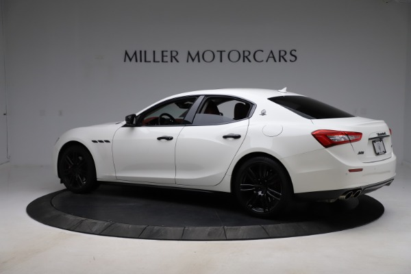 Used 2017 Maserati Ghibli S Q4 for sale $42,900 at Rolls-Royce Motor Cars Greenwich in Greenwich CT 06830 4