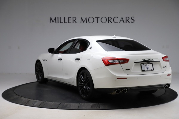 Used 2017 Maserati Ghibli S Q4 for sale $42,900 at Rolls-Royce Motor Cars Greenwich in Greenwich CT 06830 5