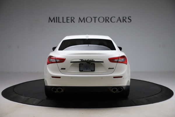 Used 2017 Maserati Ghibli S Q4 for sale $42,900 at Rolls-Royce Motor Cars Greenwich in Greenwich CT 06830 6