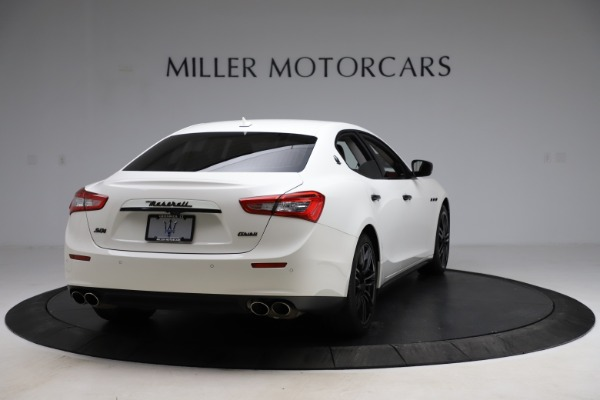 Used 2017 Maserati Ghibli S Q4 for sale $42,900 at Rolls-Royce Motor Cars Greenwich in Greenwich CT 06830 7