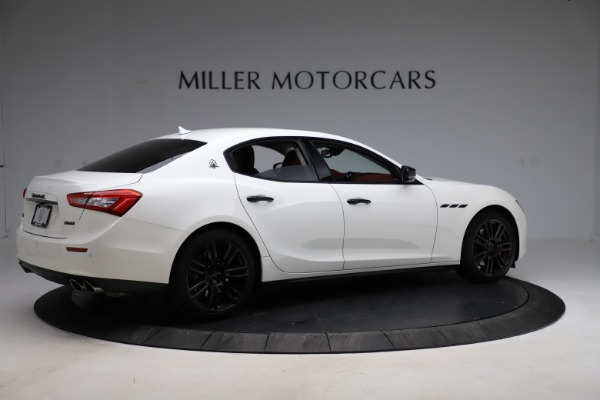 Used 2017 Maserati Ghibli S Q4 for sale $42,900 at Rolls-Royce Motor Cars Greenwich in Greenwich CT 06830 8
