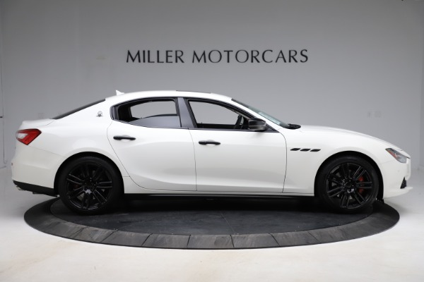 Used 2017 Maserati Ghibli S Q4 for sale $42,900 at Rolls-Royce Motor Cars Greenwich in Greenwich CT 06830 9