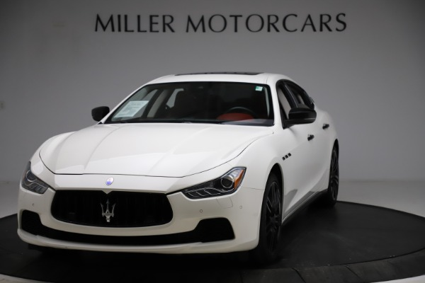 Used 2017 Maserati Ghibli S Q4 for sale $42,900 at Rolls-Royce Motor Cars Greenwich in Greenwich CT 06830 1