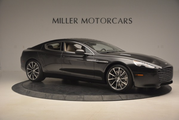 New 2017 Aston Martin Rapide S for sale Sold at Rolls-Royce Motor Cars Greenwich in Greenwich CT 06830 10