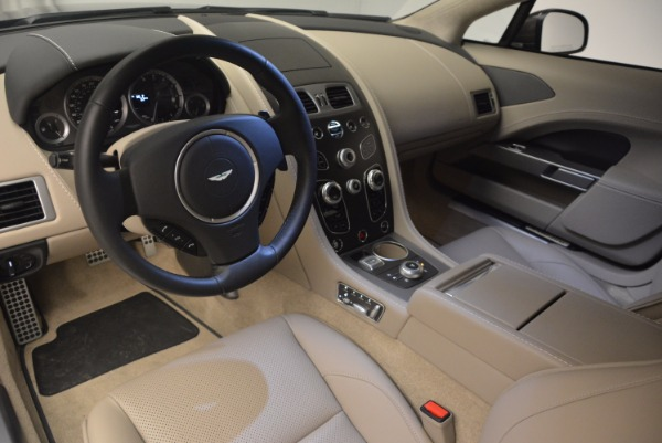 New 2017 Aston Martin Rapide S for sale Sold at Rolls-Royce Motor Cars Greenwich in Greenwich CT 06830 14