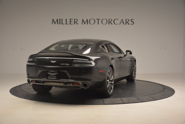 New 2017 Aston Martin Rapide S for sale Sold at Rolls-Royce Motor Cars Greenwich in Greenwich CT 06830 7