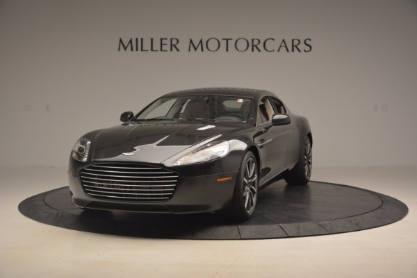 New 2017 Aston Martin Rapide S for sale Sold at Rolls-Royce Motor Cars Greenwich in Greenwich CT 06830 1