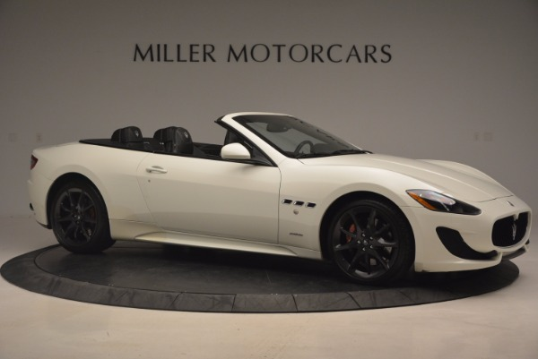 Used 2014 Maserati GranTurismo Sport for sale Sold at Rolls-Royce Motor Cars Greenwich in Greenwich CT 06830 19