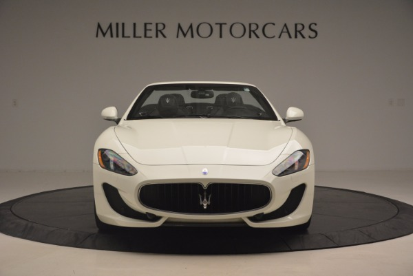 Used 2014 Maserati GranTurismo Sport for sale Sold at Rolls-Royce Motor Cars Greenwich in Greenwich CT 06830 23
