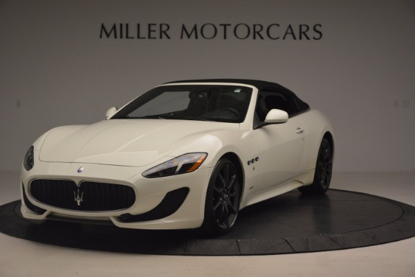 Used 2014 Maserati GranTurismo Sport for sale Sold at Rolls-Royce Motor Cars Greenwich in Greenwich CT 06830 25