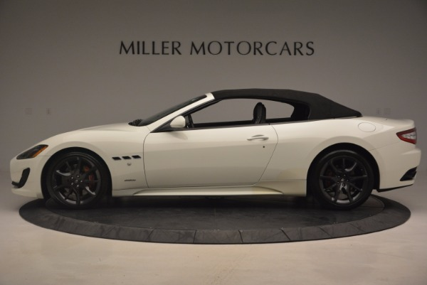 Used 2014 Maserati GranTurismo Sport for sale Sold at Rolls-Royce Motor Cars Greenwich in Greenwich CT 06830 28