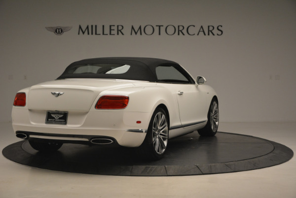 Used 2014 Bentley Continental GT Speed for sale Sold at Rolls-Royce Motor Cars Greenwich in Greenwich CT 06830 19